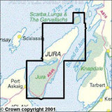 Maps - Jura Scarba Explorer Map - Ordnance Survey