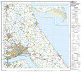 Maps - Kingston Upon Hull Beverley Landranger Map - Ordnance Survey