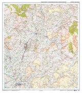Maps - Llandrindod Wells Elan Valley Explorer Map - Ordnance Survey