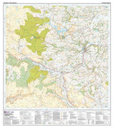 Maps - Llanidloes Newtown Explorer Map - Ordnance Survey