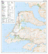 Maps - Loch Morar Mallaig Explorer Map - Ordnance Survey