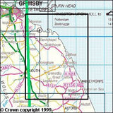 Maps - Louth Mablethorpe Explorer Map - Ordnance Survey