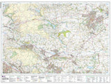 Maps - Lower Wharefedale Explorer Map - Ordnance Survey