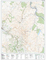 Maps - Lowther Hills Sanquhar Explorer Map - Ordnance Survey