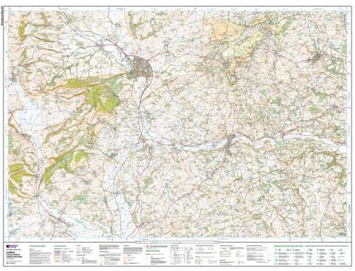 Maps - Ludlow Tenbury Wells Cleobury Explorer Map - Ordnance Survey