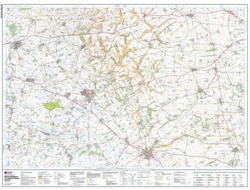 Maps - Market Weighton Yorkshire Explorer Map - Ordnance Survey