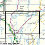 Maps - Moffat St Mary's Loch Explorer Map - Ordnance Survey