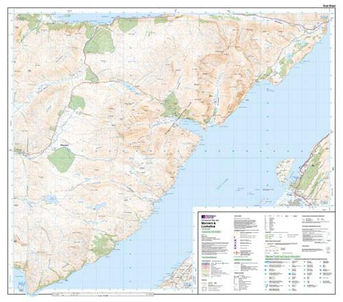 Maps - Morvern Lochaline Explorer Map - Ordnance Survey