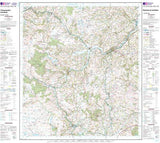 Maps - Newtown Llanidloes Landranger Map - Ordnance Survey