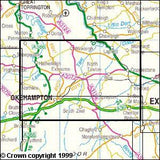 Maps - Okehampton Explorer Map - Ordnance Survey