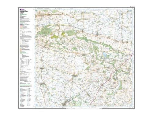 Maps - Ordnance Survey Explorer Map Howardian Hills And Malton
