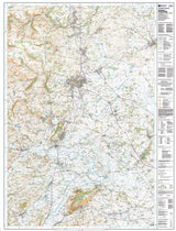Maps - Oswestry Croesoswallt Explorer Map - Ordnance Survey