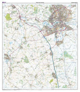 Maps - Peterborough Explorer Map - Ordnance Survey