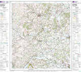 Maps - Presteigne & Hay-on-Wye Landranger Map - Ordnance Survey