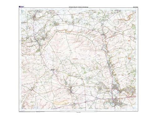Maps - Salisbury Stonehenge Explorer Map - Ordnance Survey