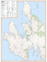 Maps - Skye Dunvegan Explorer Map - Ordnance Survey