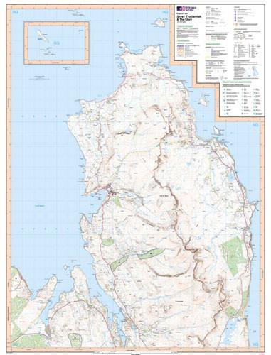 Maps - Skye Trotternish The Storr Explorer Map - Ordnance Survey