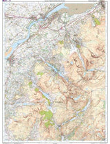 Maps - Snowdon Conwy Valley Explorer Map - Ordnance Survey