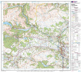 Maps - Stirling The Trossachs Landranger Map - Ordnance Survey