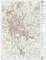 Maps - Stoke-on-Trent Explorer Map - Ordnance Survey