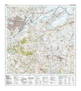 Maps - Taunton Blackdown Hills Explorer Map - Ordnance Survey