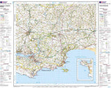 Maps - Tenby Pembroke Landranger Map - Ordnance Survey