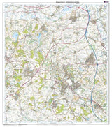 Maps - The National Forest Explorer Map - Ordnance Survey