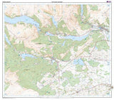 Maps - The Trossachs Explorer Map - Ordnance Survey