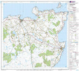 Maps - Thurso Wick John O'Groats Landranger Map - Ordnance Survey