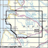 Maps - Torridon Beinn Eighe Liathach Explorer Map - Ordnance Survey