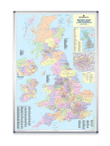 Maps - UK Counties Map