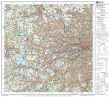 Maps - West London Rickmansworth Landranger Map - Ordnance Survey