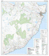 Maps - Wick The Flow Country Explorer Map - Ordnance Survey