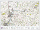 Maps - Winchester New Alresford Explorer Map - Ordnance Survey