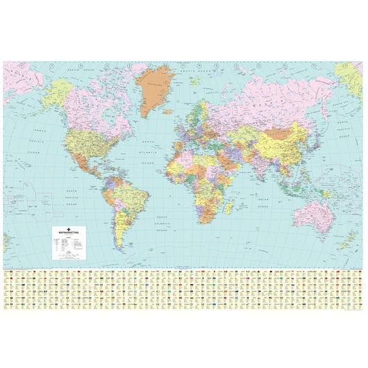 Maps - World Political Map