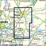 Maps - York Explorer Map - Ordnance Survey