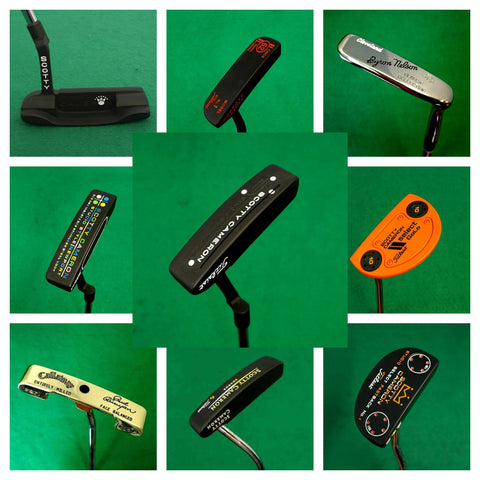 Putter Customising
