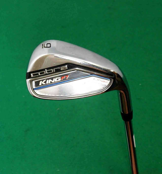 Cobra King F7 One Length 9 Iron Regular Steel Shaft Lamkin Grip