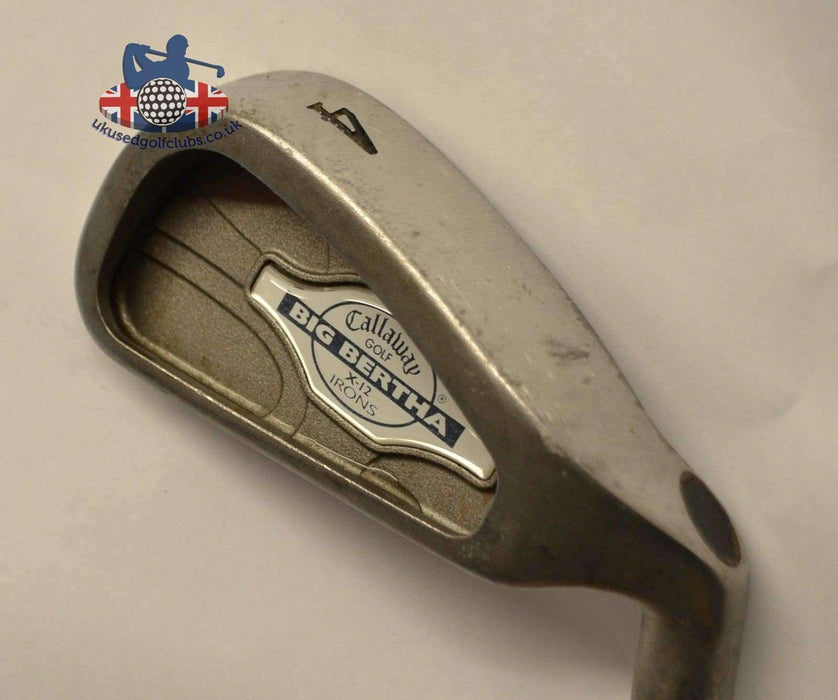 Callaway Big Bertha x12 4 Iron
