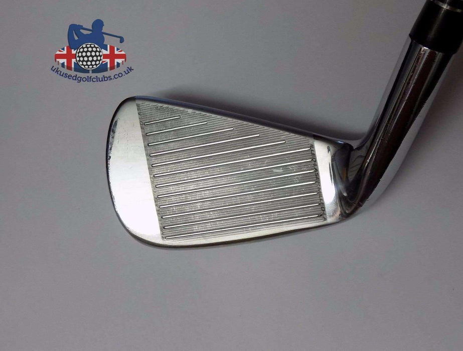 Cleveland 588 CB Precision Forged 5 Iron Black Gold Regular Steel Shaft Golf Pride Grip