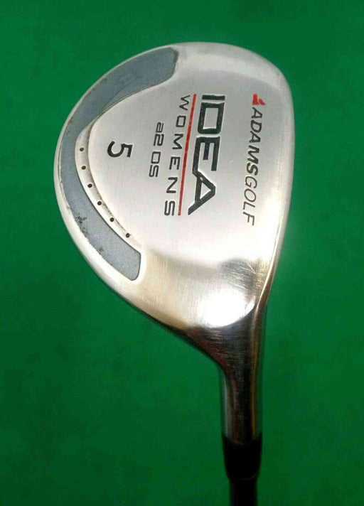 Ladies Adams Golf Idea A2 OS 5 Wood Aldila Graphite Shaft Unbranded Grip