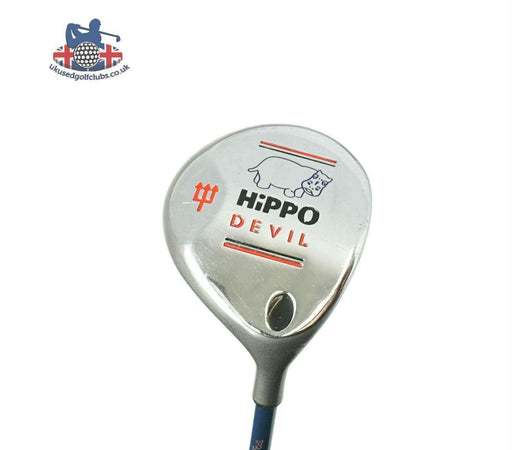 Ladies Hippo Devil Fairway Wood Apollo Ladies Flex Graphite Shaft Hippo Grip