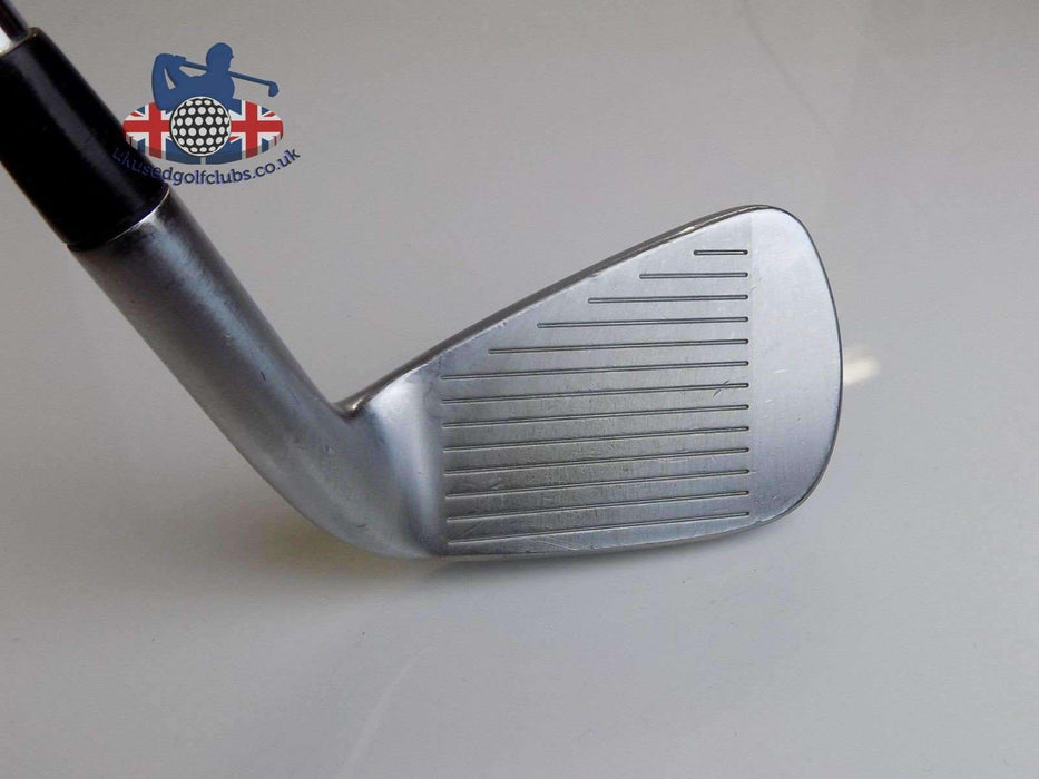Left Handed Callaway Apex Pro Forged 6 Iron  KBS Stiff Steel Shaft Golf Pride Grip