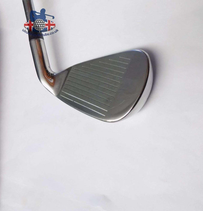 Left Handed Callaway X Hot 6 Iron True Temper Regular Steel Shaft Callaway Grip