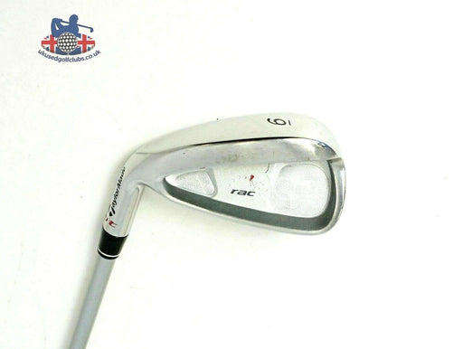 Left Handed TaylorMade RAC HT 6 Iron TaylorMade Regular Graphite Shaft