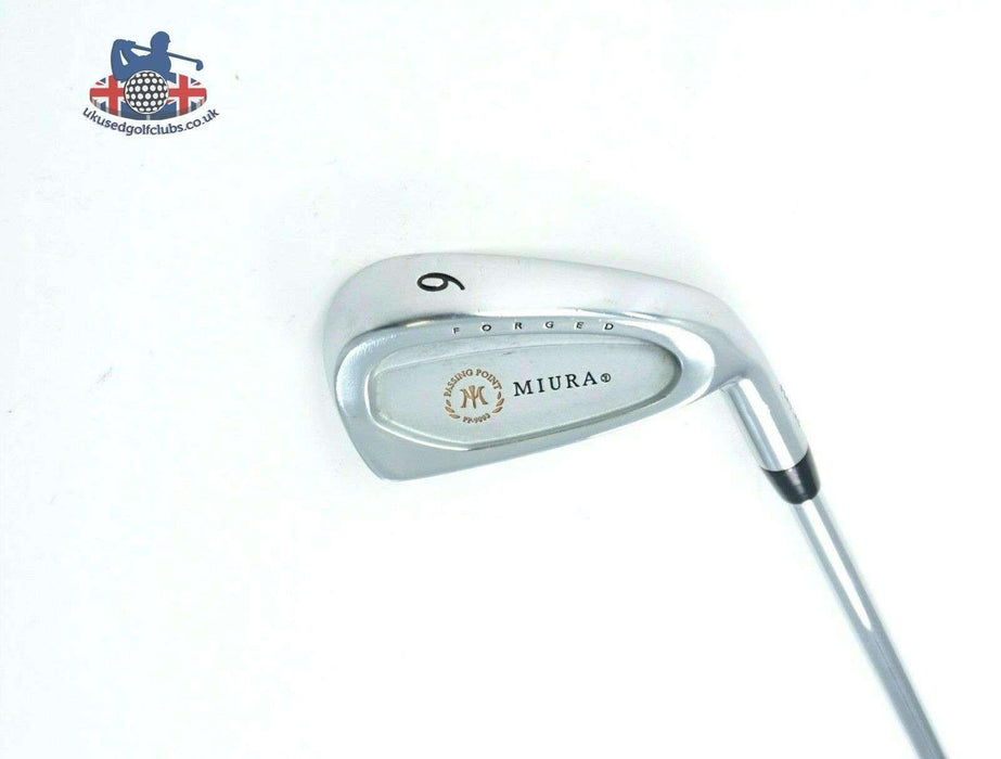 Miura Passing Point PP 9003 Forged 6 Iron N.S.Pro Stiff Steel Shaft