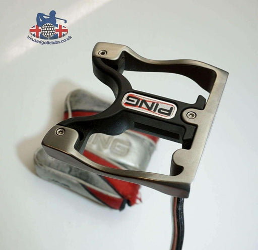 Ping CRAZ-D JAS Putter + Head Cover