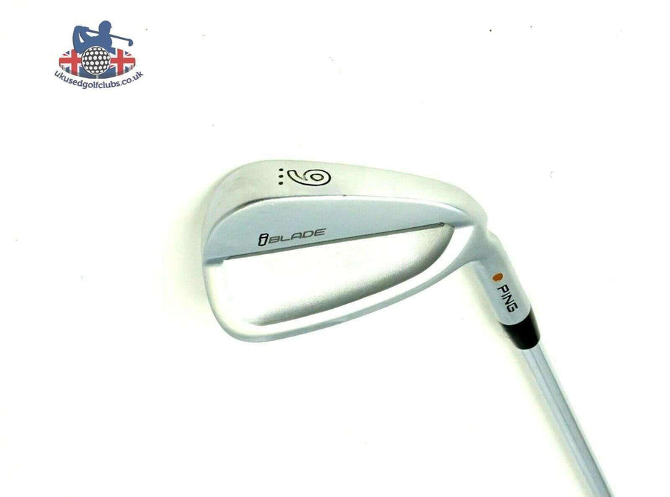 Ping i Blade Brown Dot 9 Iron True Temper XP 95 R300 Regular Steel Shaft