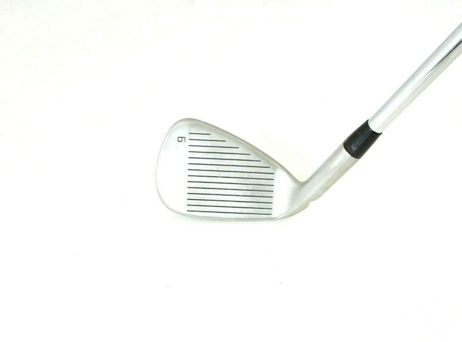 Ping i E1 Silver Dot 9 Iron Stiff Steel Shaft Ping Grip