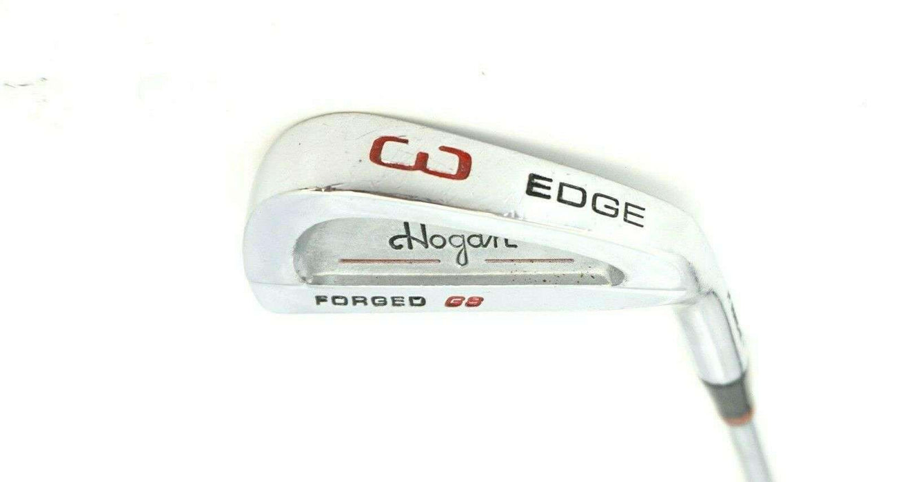 Hogan Edge Forged GS 3 Iron Apex 3 Regular Steel Shaft Hippo Grip